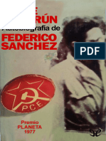 Semprun, Jorge - Autobiografia de Federico Sanchez (r1.2 Artifex)