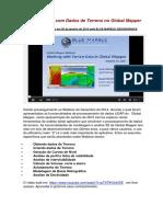 Trabalhando Com Dados de Terreno No Global Mapper 20-01-15