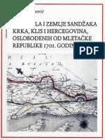 Фазилета Хафизовић - Попис 1701. Године