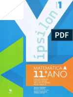 Matematica 11 ano - Ipsilon PT