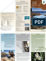 Wanaka Outdoor Pursuits Brochure