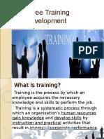 5. Training and Development