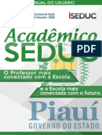 2 - Manual do Usuário - ISEDUC - ACADÊMICO - Secretaria On-Line.pdf