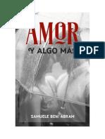 Abram Samuele Beni - Amor Y Algo Mas