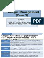 P&G case