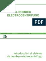 Bombeo-Electrocentrifugo