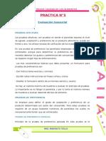 Informe -Evaluacion Sensorial
