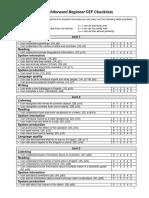 BeginnerCEFChecklists.pdf