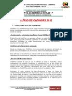 Proforma Cadworx 2016 2