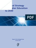 National Strategy for Higher Education 2030
