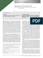 2. Prelacrimal Approach to Maxillare Sinuses