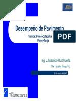 Presentation Potosi Tarija