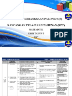 RPT Matematik 5 2017