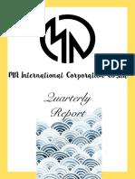 quarterly report 2 pdf