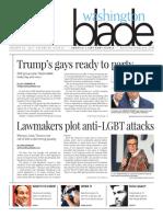 Washingtonblade.com, Volume 48, Issue 1, January 6, 2017