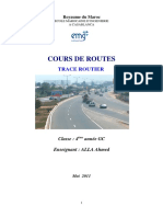 Cours Trac_ Routier Partie 1 2011