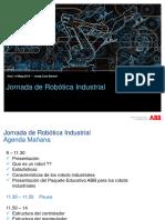 Jornada Robótica Industrial