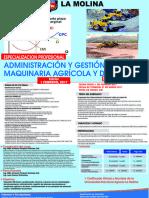 Administración y Gestión de Máquinas Agrícolas y de Obras