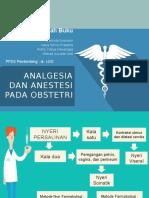 Bedah Buku-Analgesia Dan Anestesia Dalam Obstetri