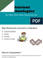biotech presentation