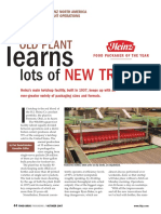 Old Plant Learns Lots of New Tricks (Heinz Plant)
