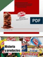 Chocolates Sayoy (Mercado)