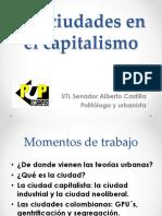 Las Ciudades en El Capitalismo