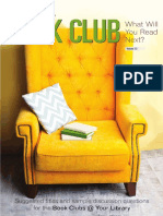 Book Club Brochure Vol. 13