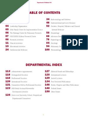 AR 2015 | Internal Medicine | Residency (Medicine)