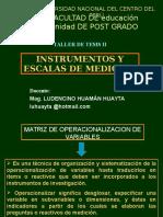 Instrumentos Validez y Conf