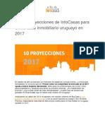 Las 10 Proyecciones de InfoCasas Para El Mercado Inmobiliario Uruguayo en 2017