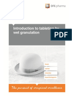 Introduction to tableting by wet granulation.pdf