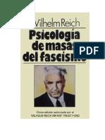 Reich Wilhelm - Psicologia de Masas Del Fascismo (3ed)