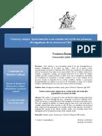 Ciencia y Mujer (Aproximación a Un Estudio Del Rol de Las Primeras Divulgadoras de La Ciencia en Chile) Cuadernos de Historia Cultural