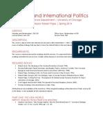 Strategy and International Politics_Syll_Pape