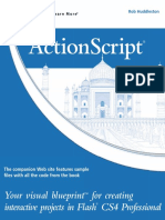 ActionScript Creating Interactive Projects