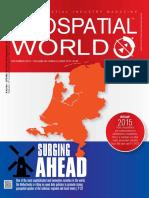 December 2015 Geospatial World Magazine