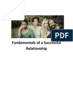 Fundamentals of Successful Relationship
