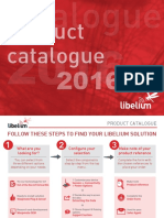 Libelium Products Catalogue