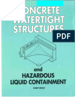 Concrete Watertight Structures