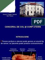 3. CANCERUL UTERIN