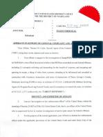Sud - Criminal Complaint-Affidavit