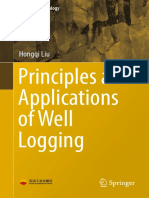 Principles and Applications of Well Logging-Hongqi Liu, 2017