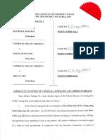 Son Paig Lee CrimComplaint Affidavit