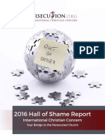 ICC 2016 Hall of Shame Report