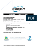 Final1 Wildcraft Final Report Publishable Summary