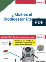 Biodigestor  GSS
