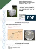 Conceptos Teórico-prácticos Para La Elaboración de Te de Compost