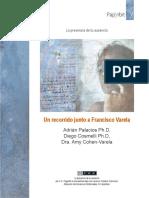 La Presencia de Tu Ausencia_un Recorrido Con Francisco Varela