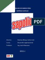 Caso Sapolio
